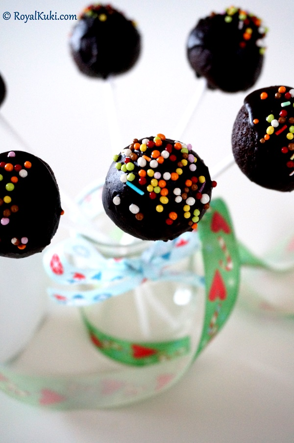 Pop Kekler Cake Pops